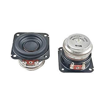 Portable Powerful 1.5 Inch Full Range Bass Speaker