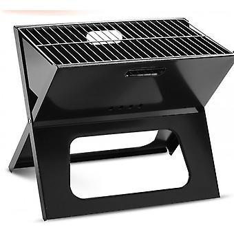 Outdoor Picnic X-shaped Foldable Barbecue Grill