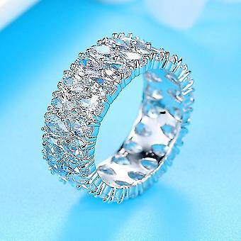 Luxus Mode Liebe Engagement Vintage Ringe
