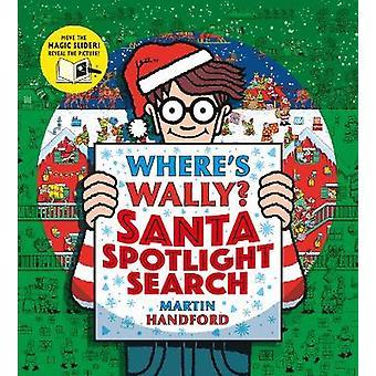Where's Wally? Santa Spotlight Search