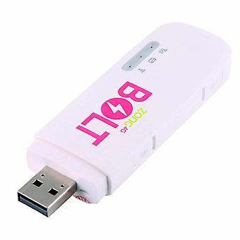 E8372 E8372h-153 150Mbps 4G Wifi USB modem LTE Wifi Dongle Support 10 Wifi Uživatelé Bílá Barva