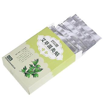 Analgesic Patch Plant Extract Whole Body Hot Patch Wormwood Analgesic Patch