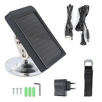 Trail cameras hunting camera solar panel power supply charger battery for suntek cameras 9v hc900 hc801 hc700
