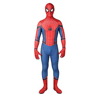 Adult/children 3d Spiderman Costume Cosplay Set Party Costume Tights