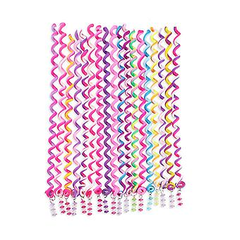 Girls Hair Styling Twister Clip