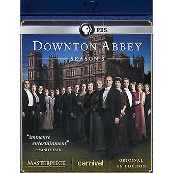 Downton Abbey: Season 3 [BLU-RAY] USA import