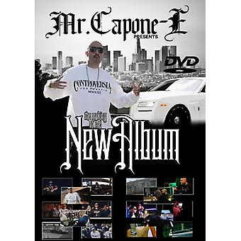 Mr. Capone-E - The Making of the New Album [DVD] USA import