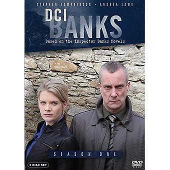 Dci Banks: Season 1 [DVD] USA import