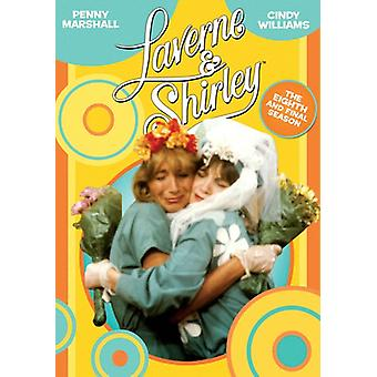 Laverne & Shirley: Eighth & Final Season [DVD] USA import