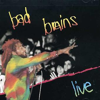 Bad Brains - importer des USA Live [CD]