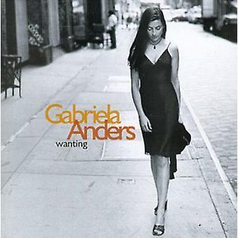 Gabriela Anders - viljande [CD] USA import