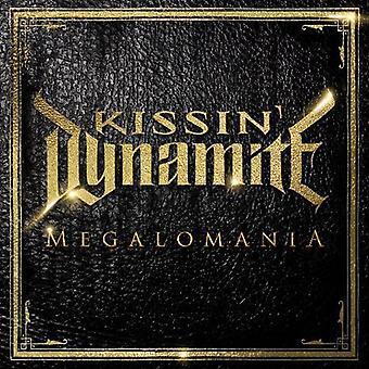 Kissin Dynamite - grootheidswaanzin [CD] USA import