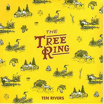 Tree Ring - Ten Rivers [Vinyl] USA import