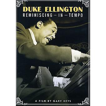Duke Ellington - importation USA Reminiscingin Tempo [DVD]