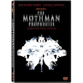 Mothman Prophecies [DVD] USA import