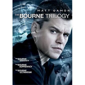 Importação de Bourne trilogia [DVD] EUA