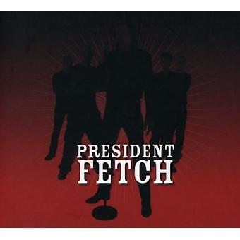 President Fetch - Cruel Beats Gently Slumbering [CD] USA import