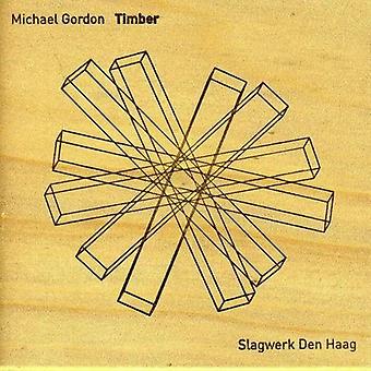 Michael Gordon - Michael Gordon: Timber [CD] USA import