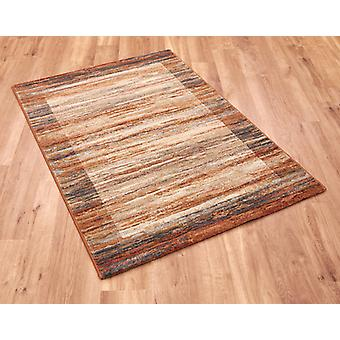 Galleria 79138-6888 Earthy shades og golds, greys and browns. Rectangle Rugs Modern Rugs