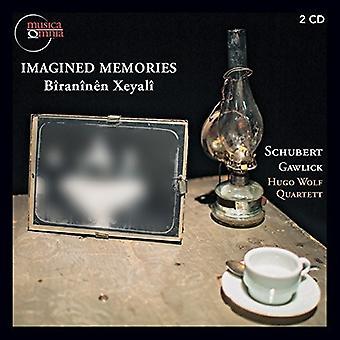 Gawlick / Hugo Wolf Quartett - Imagined Memories [CD] USA import