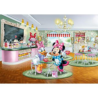 Disney Minnie idealna 255x180cm malowidła dekoracyjne Daisy