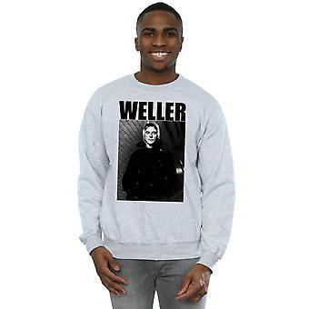 Paul Weller Men's Legend Photo Sweatshirt