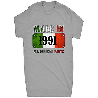 Made in Italy in 1991 For Men