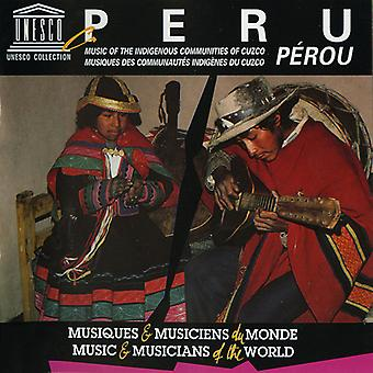 Various Artist - Peru-Music of the Indigenous Communities of [CD] USA import