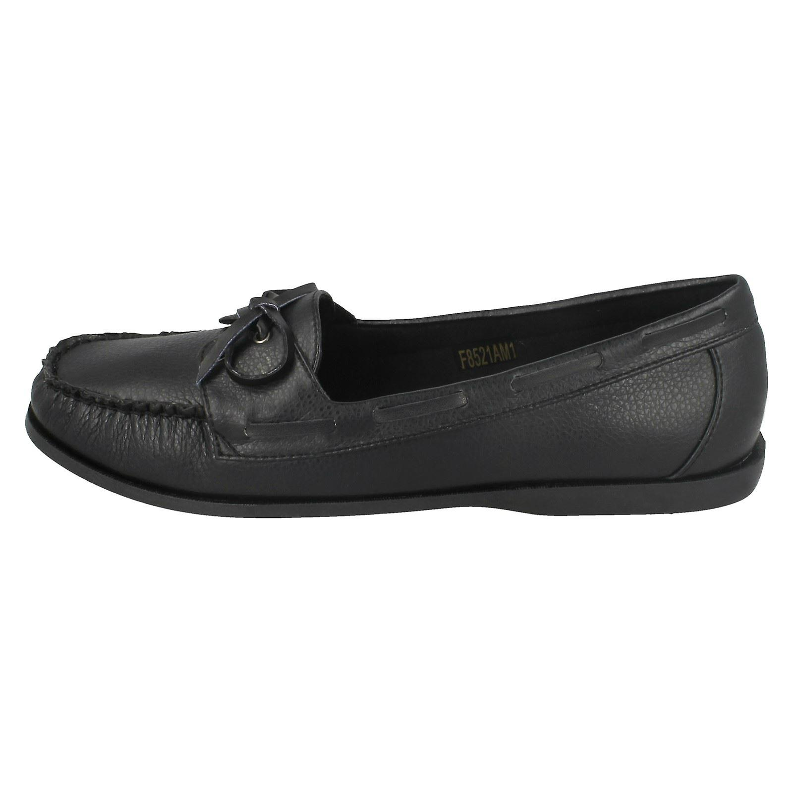 Ladies Spot su Slip On scarpe piatte 1C6w5q