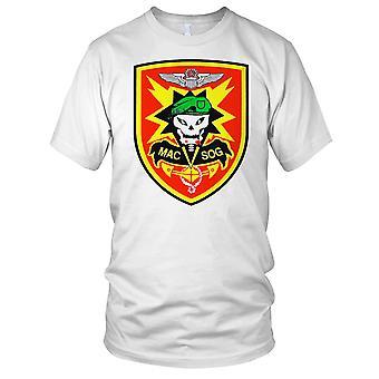 US Army MACV-SOG ren skilt barna T skjorte