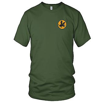 US Army - 541st luftburna infanteriregementet broderad Patch - Mens T Shirt