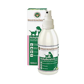 NAS ItchyScratch Skin Spray For Dogs & Cats