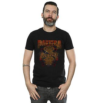 Pantera Men's Death Rattle T-Shirt