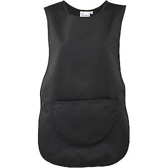 Premier Womens/dames Polycotton Pocket werkkleding horeca Tabard Inn
