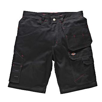 Dickies Mens Redhawk Pro Workwear Short Black WD802B