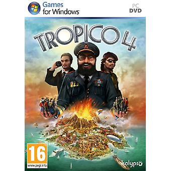 Tropico 4 (PC DVD)-in de fabriek verzegeld