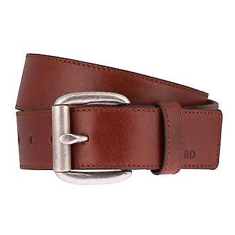 PICARD belts men's belts leather belt Cognac 2516