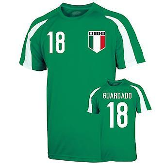 Mexiko sport Training Jersey (guardado 18)