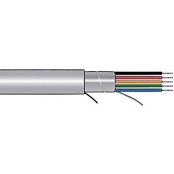 AlphaWire Xtra-Guard® 1 řídící kabel 3 x 0,35 mm ² břidlice 5193C SL005, prodej na metr