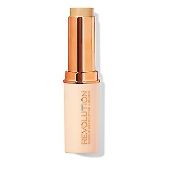 Makeup Revolution Fast Base Stick Foundation F8