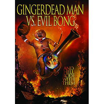 Gingerdead Man vs. Evil Bong [DVD] USA import