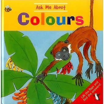 السؤال عن الألوان--رفع اللوحات والعثور على الإجابات! حسب ليو يان