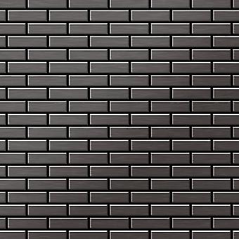 Metal mosaic Titanium ALLOY PK-Ti-SB