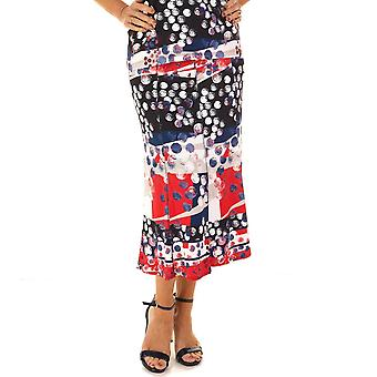 GOLLEHAUG Skirt 1911 26257 Navy/Red