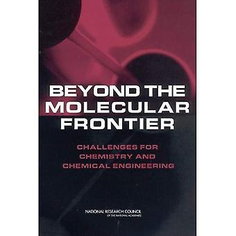 Utover den molekylære grensen: utfordringer for kjemi og prosesskjemi