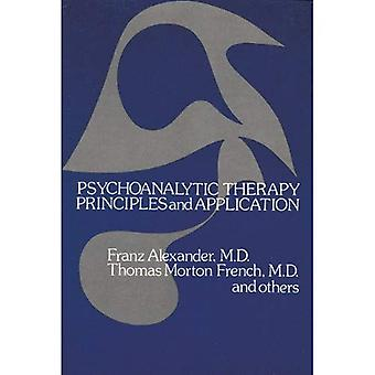 Psychoanalytic Therapy: Principles and Application (Bison Books in Clinical Psychology)