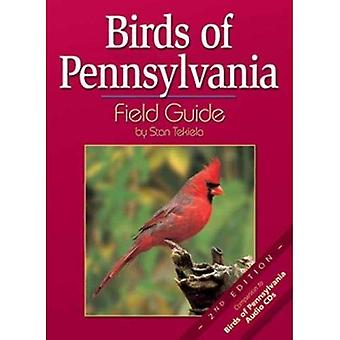 Birds of Pennsylvania Field Guide: towarzysz Birds of Pennsylvania płyt Audio CD