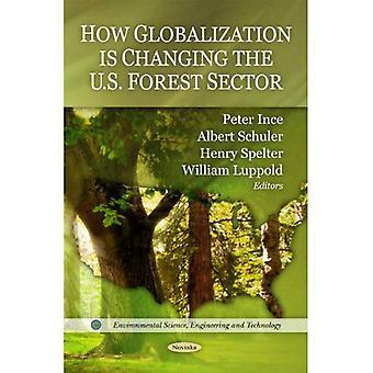 Wie verändert die Globalisierung die US Forst-und Holzwirtschaft