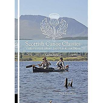 Scottish Canoe Classics - Twenty Five Great Canoe & Kayak Trips