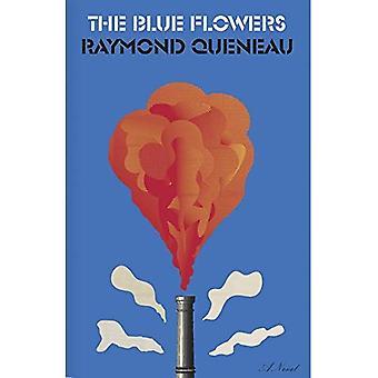De blauwe bloemen
